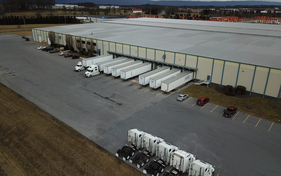 Gabler Adding Warehouse at Chambersburg Business Park
